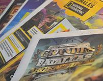 Clarín Print Campaigns