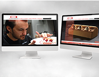 Website - La Pâtisserie, Cyril Lignac