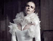 GRACE ORMONDE FALL/WINTER 2014 by Adam Angelides