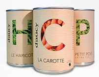 D'aucy / Vegetable Packaging