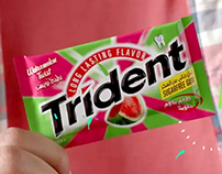 Trident, see what unfolds