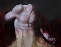 Beheaded Holofernes