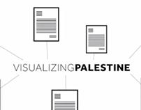 Visualising Palestine crowdfunding campaign