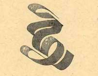 Calligraphy, Devanagari, Indian letterforms