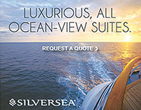 Luxury Cruise Line - Web Banner Ads