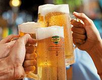 Cerveza Cristal - Refresquemos lo Nuestro.
