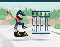 Geometric Skater