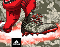 adidas Football US artwork