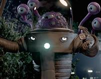 Movistar Alien