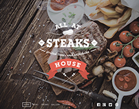 All at Steak House