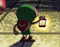A BIT of ART: A homage to 8 & 16- - The Legend of Zelda