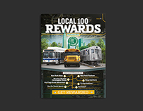 Local 100 Rewards Magazine