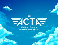 ~ ACTA ~ Academia e Centro de Treinamento Aeronáutico