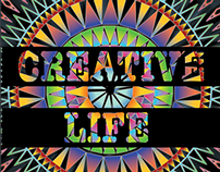 CREATIVE LIFE; Coffee table Book