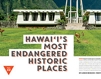 Endangered Historic Places