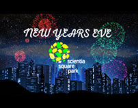 New Year Eve @ Scientia Square Park (SQP)