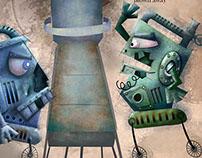 Storytelling Illustration