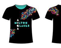 Milton Glaser AIGA T-Shirt