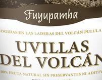 Uvillas del Volcán