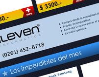 ILEVEN Informática : Newsletter
