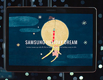 SAMSUNG HOLIDAY DREAM