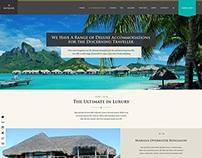 Hotelier - Stylish & Classy Hospitality Template