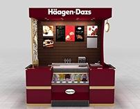 Häagen-Dazs Kiosk