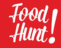 WIP: App Design: FoodHunt