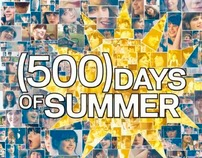 Movie Title - 500 days of Summer