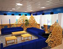 Design interior Tax Administration 2 floor