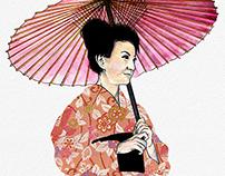 Kimono [Pin-up]