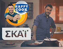 Happy Cook - ΣΚΑΪ. (dop by tk)