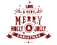 Lasercautted 'n' Stenciled Christmas Wishes