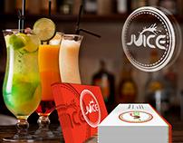 Juice PSD Business Card Mockup Template FREE