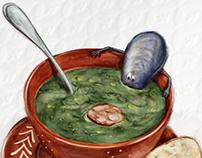 Mussel @ Caldo Verde