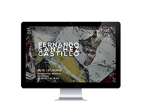 What Remains Gallery shows Fernando Sanchez Castillo