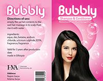 bubbly Shampoo