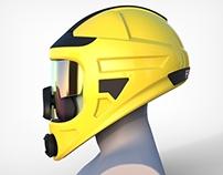 K2 Thermal Imaging Helmet Facelift
