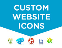 Icon's for Websites - 2006