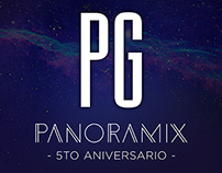 Panoramix posters & flyers 2014