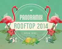 Panoramix Rooftop 2014