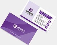 Corporate Business Card - RA71