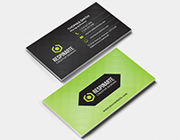Corporate Business Card - RA73