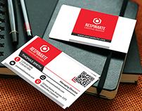 Corporate Business Card - RA76