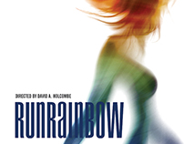 RunRainbow Film Poster and Artwork