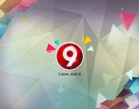 Spring TV Branding | Canal 9