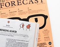 Essays | The Forecast
