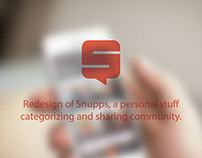 Redesign Snupps