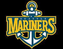 Seattle Mariners Branding
