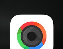 iOS App Icon Design - BLINK